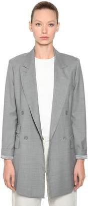 Max Mara Oversize Cool Wool Blazer