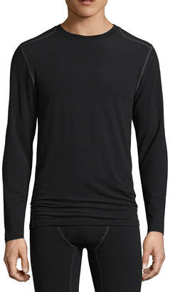 Fruit of the Loom Premium Performance Crew Neck Long Sleeve Thermal Shirt Big & Tall