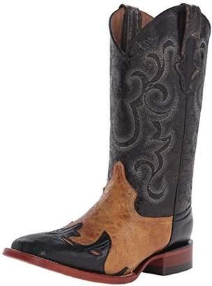 Ferrini Men's Lizard Wingtip Men Western Boot
