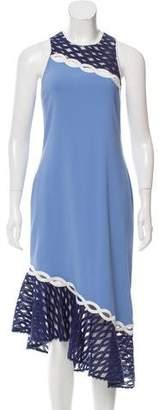 Jonathan Simkhai Appliqué Racerback Dress w/ Tags