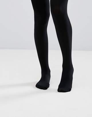Asos DESIGN 120 denier black tights