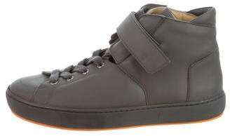 Hermes Jackson High-Top Sneakers