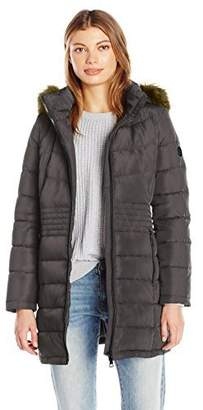 849647e7001 Calvin Klein Puffer Coats for Women - ShopStyle Canada