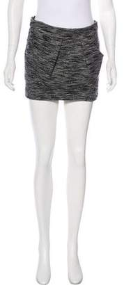Isabel Marant Textured Mini Skirt