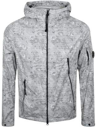 C.P. Company Hooded Jacket Grey