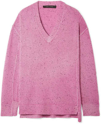 Marc Jacobs Oversized Cashmere Sweater - Pink