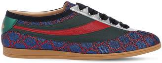 Gucci Falacer Gg Lurex Sneakers