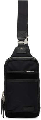 Master-piece Co Master Piece Co Black Density Backpack