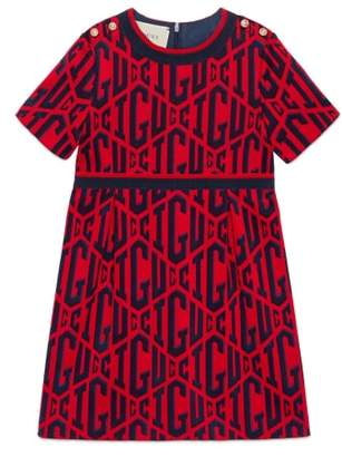 Gucci Game Cotton Dress