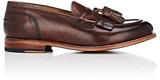Grenson MEN'S MACKENZIE LEATHER LOAFERS