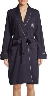 Lauren Ralph Lauren Short Shawl Robe