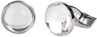 Lalique Gourmande Toujours Cufflinks - Clear