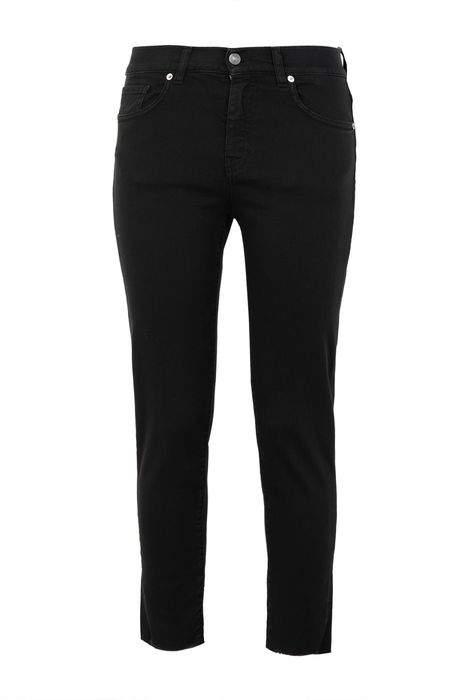 GAëLLE Paris Denim trousers