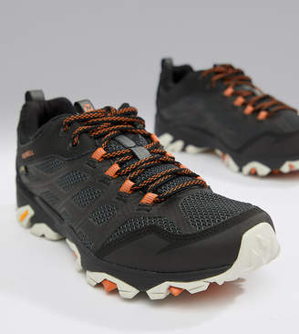 Merrell Moab Gore-tex hiking festival sneakers in black
