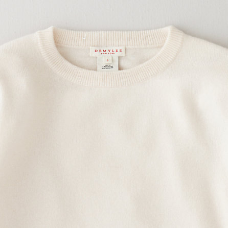 Demy Lee joie elbow patch sweater