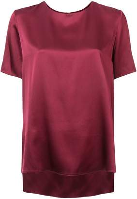 ADAM by Adam Lippes classic shift blouse