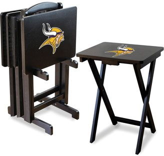 Kohl's Minnesota Vikings TV Tray Table Set
