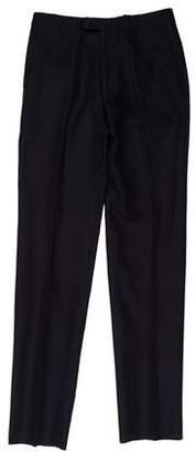 Gucci Woven Dress Pants