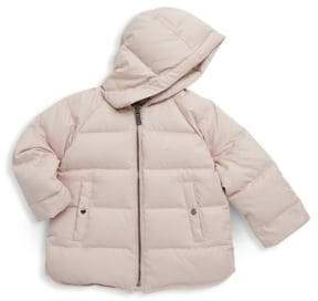 Burberry Baby's& Toddler's Quilted Down Jacket