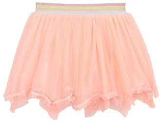 Truly Me Fringed Hem Tutu Skirt