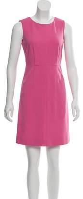 Diane von Furstenberg Sleeeveless Mini Dress