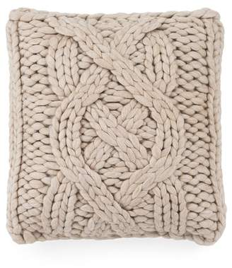 UGG Chunky Oversized Knit Pillow