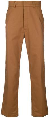 Ami Alexandre Mattiussi Straight Fit Trousers