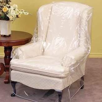 "Vinyl Furniture Protector - Chair/Recliner Cover - 36"" W x 40"" D x 42"" H Rear"