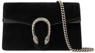 Gucci Dionysus suede super mini bag