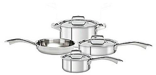 Zwilling J.A. Henckels TruClad - 7 Pc. Cookware Set