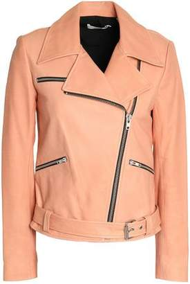 A.L.C. Leather Biker Jacket