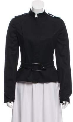 Stella McCartney Structured Belted Jacket