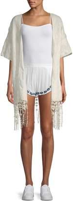 Raga Women's Gracey Cotton Kimono