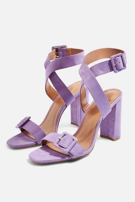 Topshop SAZZLE Two Part Sandals