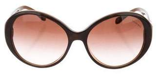 Tiffany & Co. Gradient Round Sunglasses