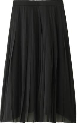 Heliopole (エリオポール) - エリオポール ジャージープリーツスカート