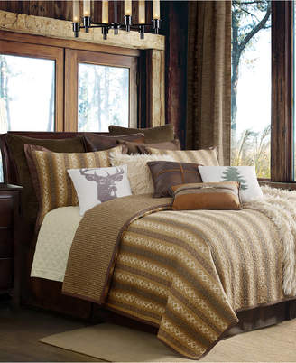 Hiend Accents Hill Country 3Pc Full/Queen Quilt Set