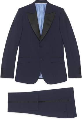 Gucci Heritage wool mohair tuxedo