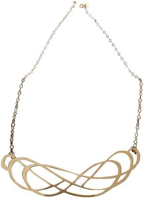 ginette_ny Pink Gold Necklace