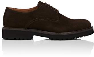 Barneys New York Men's Suede Bluchers