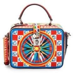 Dolce & Gabbana Multicolor Leather Crossbody Bag