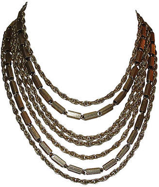 One Kings Lane Vintage Multi-Strand Necklace - Treasure Trove NYC