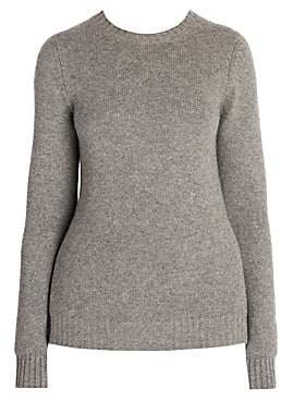 Prada Women's Cashmere Openback Sweater
