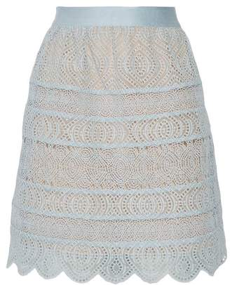 Zimmermann Knee length skirt