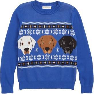 Tucker + Tate Fair Isle Pullover Sweater