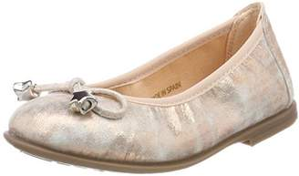Unisa Girls' Sasha_18_ON Closed Toe Ballet Flats,Child 12 UK