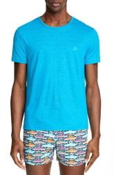Vilebrequin Linen Jersey T-Shirt