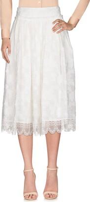 Derek Lam 10 Crosby 3/4 length skirts