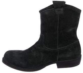 Fiorentini+Baker Cruna Suede Ankle boots
