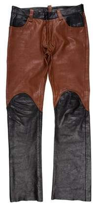 Maison Margiela Replica Leather Pants